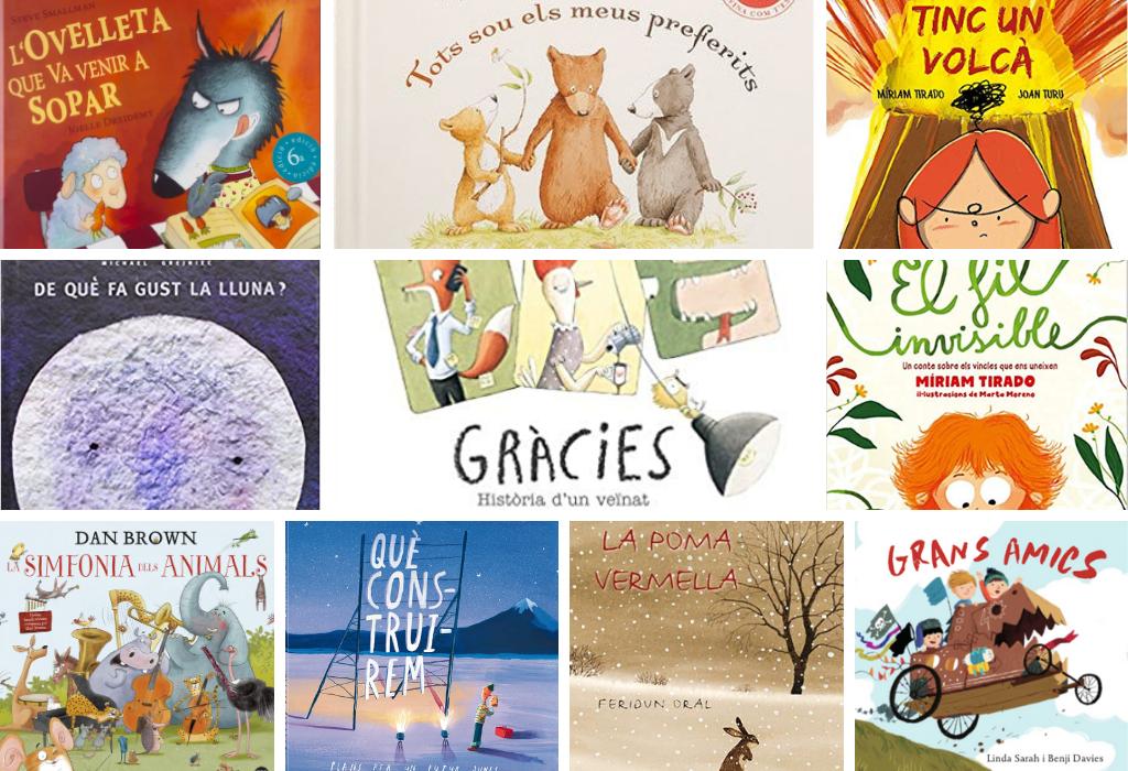 10 contes il·lustrats per regalar aquest Sant Jordi